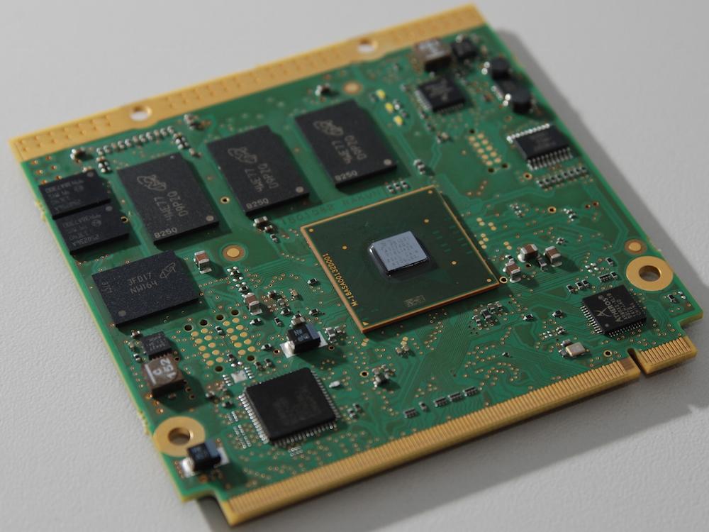 Rakun LS1 Qseven module